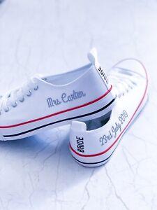 Custom Personalised Converse Style