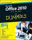 Microsoft Office 2010 All-in-One for Dummies® by Peter Weverka (2010, Paperback)