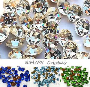 Cristaux Point-back, Eimass ® Grade A Déjoué Verre Chatons, Strass, Gems, 3595-afficher Le Titre D'origine Wvgjaglc-10115425-146866669