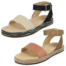 c05ed339950 item 5 Ladies Clarks Botanic Ivy Casual Leather Ankle Strap Sandals -Ladies  Clarks Botanic Ivy Casual Leather Ankle Strap Sandals