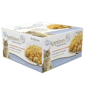 Applaws Cat Food Cuisine Selection 8pk