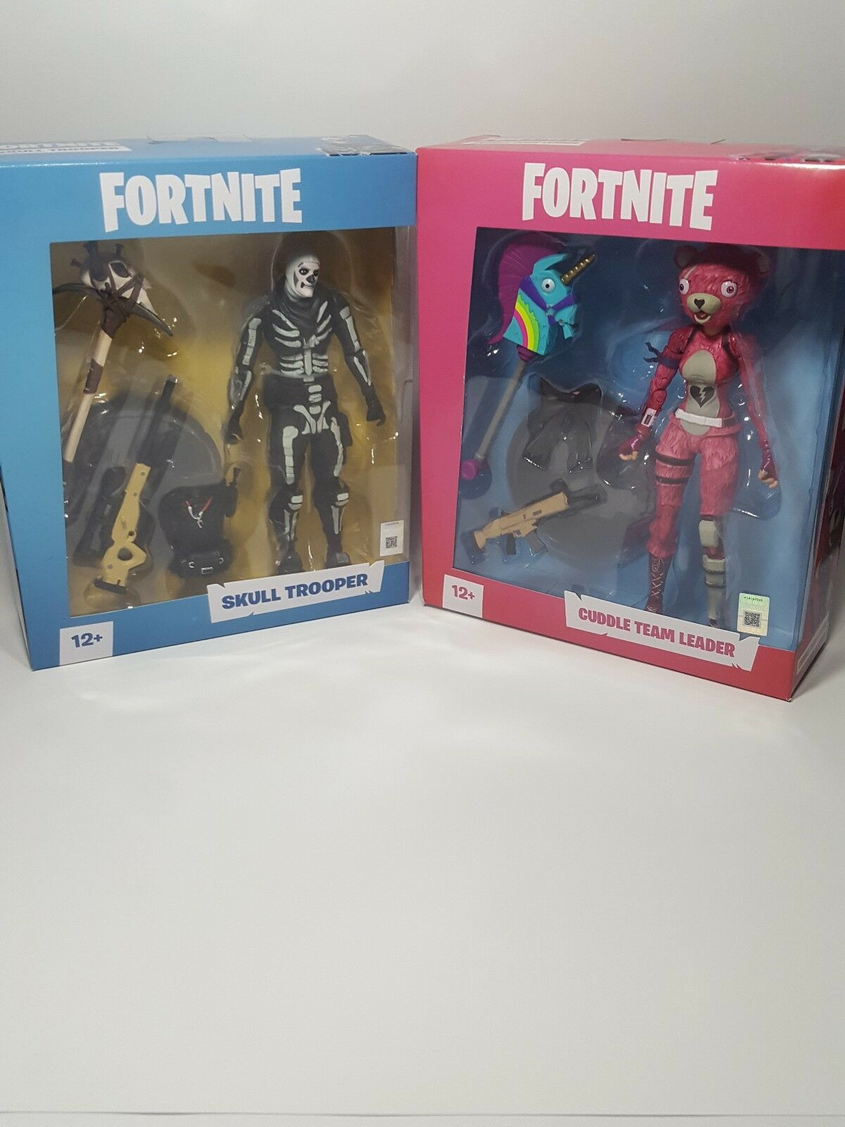 Mcfarlane Fortnite Skull Trooper Cuddle Team Leader 7 Inch Inch 7