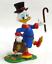 Choco Party Capsule Toy by TOMY Uncle Scrooge Huey Dewey Louie