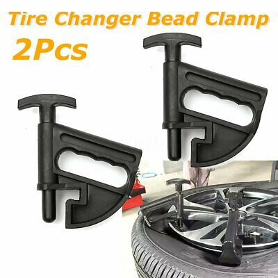 3 Pieces Universal Car Wheel Tyre Changer Bead Drop Center Depressor Clamps