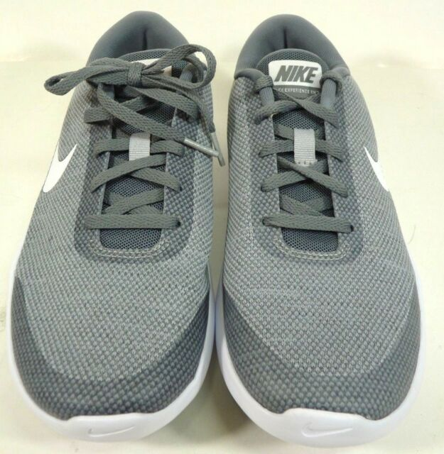 db4cea1eed867 Nike Flex Experience RN 7 Women s Size 7.5 Wolf Grey White Running Shoe