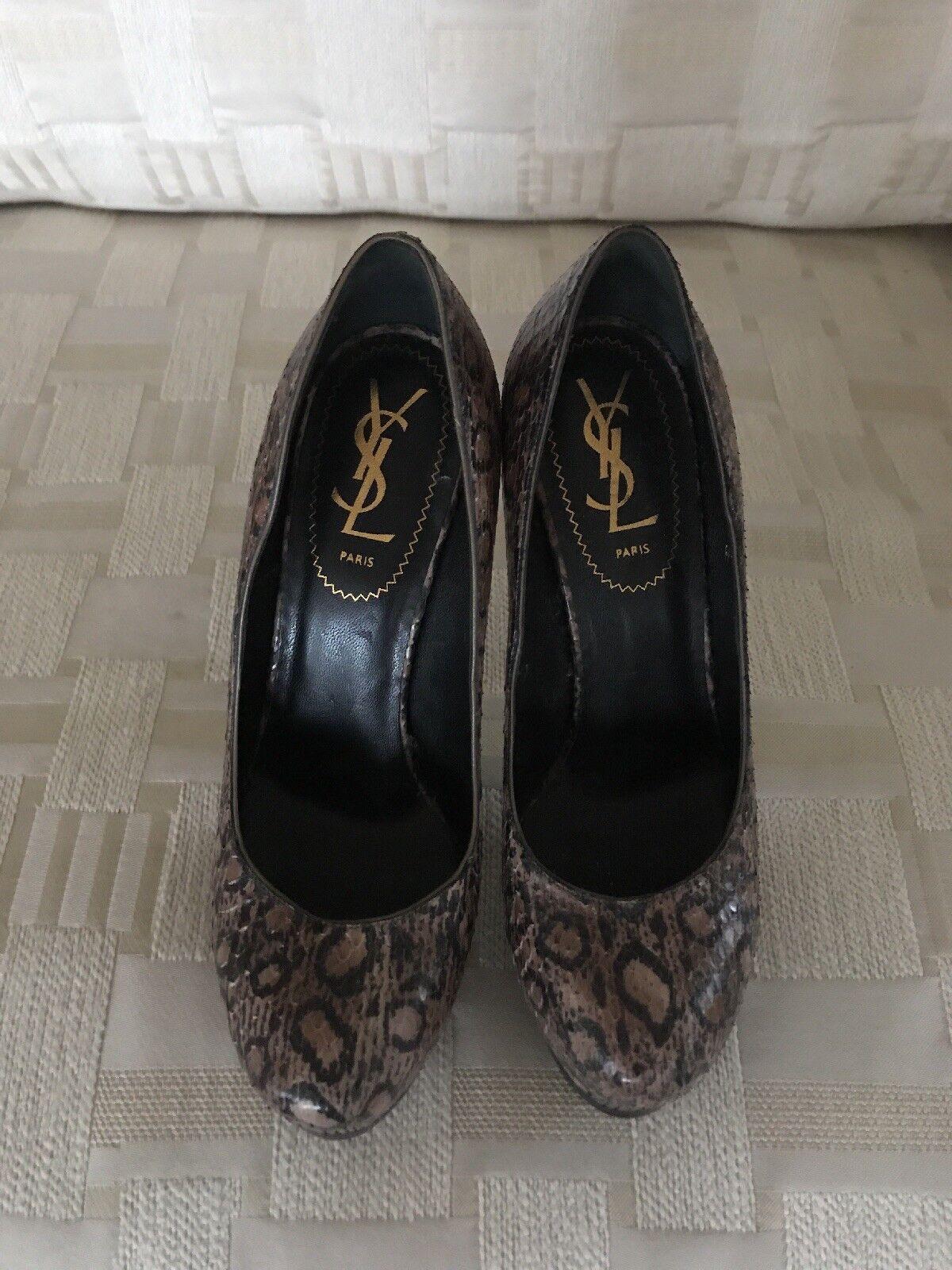 Yves Sant Laurant zapatos zapatos zapatos talla 7.5  online barato