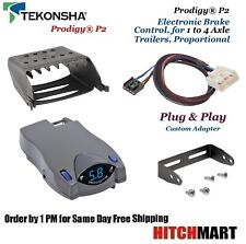 for 2016-2018 Tacoma Tekonsha 90160 Brake Control for Toyota