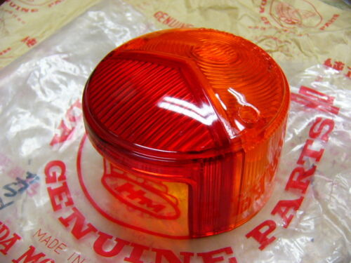Honda CL 450 K3 CB 450 K1 K4 K5 Rücklichtglas Original Lens tail /& stop light