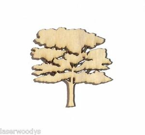 Oak-Tree-Unfinished-Wood-Shape-Cut-Out-OT1110-Laser-Crafts-Lindahl-Woodcrafts