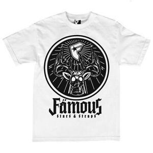 camiseta-Famosa-Stars-and-Correas-nuevo-con-etiqueta-talla-S-Famoussas-camiseta
