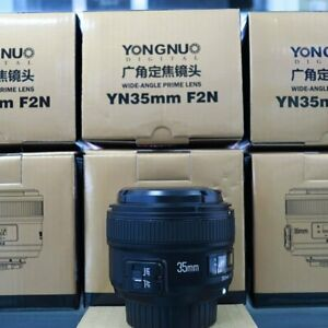 Yongnuo-50-mm-F1-8-1-1-8-Prime-Auto-Manual-Focus-AF-MF-Pour-Nikon-amp-35mm-40mm-100mm