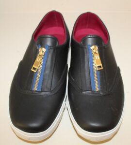 f7b7d4655b0935 Tommy Hilfiger Womens Typhoon Black Rubber Zip Up Rain Shoe Size 8 ...