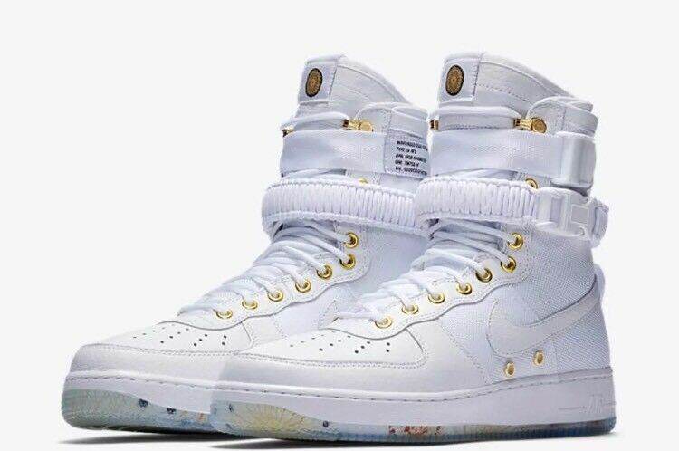 Nike SF AF-1 Special Force One Nike Air Force 1 One Force LNY Lunar New Year CNY White Red 372bc6