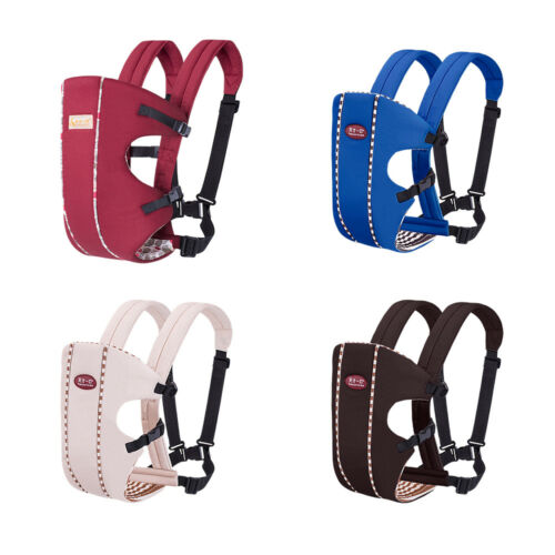 Baby Kid Newborn Infant Carrier Sling Backpack Front+Back Rider Comfort Wrap Bag