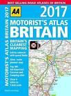 AA Motorist's Atlas Britain 2017 by AA Publishing (Spiral bound, 2016)
