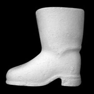 each Polystyrene Shapes 2 Piece Egg White HCP6215