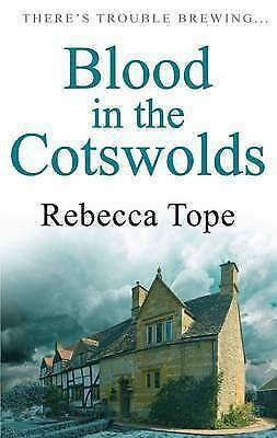 1 of 1 - Blood in the Cotswolds by Rebecca Tope - Small Paperback - 20% Bulk Discount