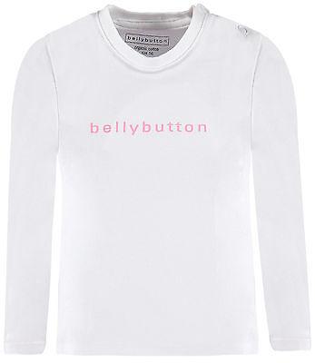 Bellybutton® Baby Langarmshirt Shirt Sterne Rosa Gr.62 68 74 80 86 NEU!