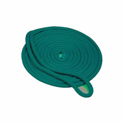 """Seachoice Double Braided Boat Nylon Dock Line Rope 3//8/"""" x 20/' Forest Green 39691"""