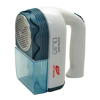 Clothes Lint Fuzz Shaver Pill Fluff Remover Fabrics Sweaters Portable Electric
