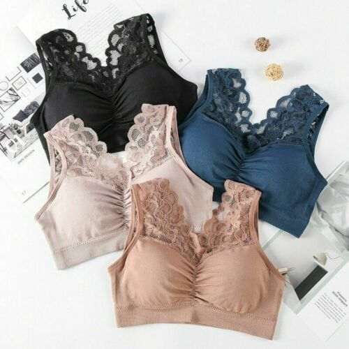 Lace Bra Underwear Breathable Super Elastic BRA Comfort Push Up