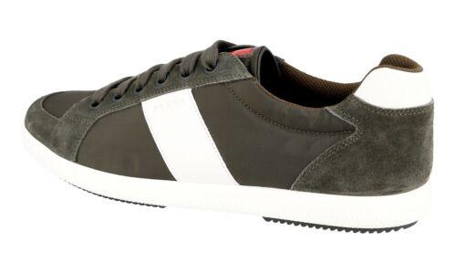 4e2845 5 45 Neu 11 Prada New Mimetico 45 Sneaker Luxus Schuhe zPwtvq