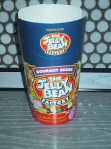 100-Stuck-Jelly-Bean-Jelly-Beans-BECHER-zur-Verpackung-m-Klappdeckel-Pappbecher