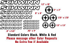 BIANCHI   BICYCLE  VINYL CUT DECALS 10 $13.99  FREE SHIPPING   CHOOSE COLOR