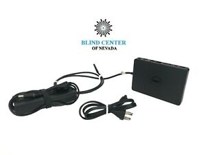 Dell WD15 K17A K17A001 Laptop USB-C Docking Station & 130W AC Adapter (Used)