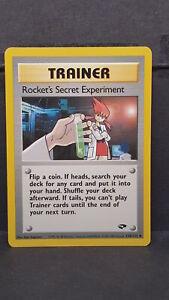 Rocket-039-s-Secret-Experiment-120-Gym-Challenge-Uncommon-Pokemon-Card-Near-Mint