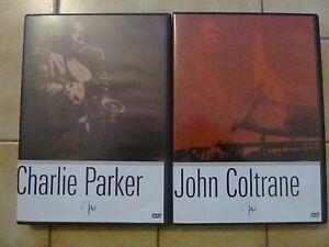 Dvd-John-Coltrane-Charlie-Parker