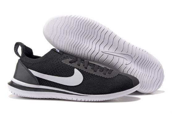5ab1e753fdbb Nike Mens Cortez Flyknit Shoe UK 11 EUR 46  box Model Aa2029 001 for sale  online