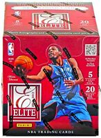 2012/13 Panini Elite Basketball Hobby Box Look For Kyrie Irving Rc on sale