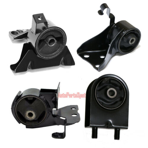 Engine /& Trans Mount 4PCS For 99-03 Mazda Protege Protege 1.8L 2.0L for Manual