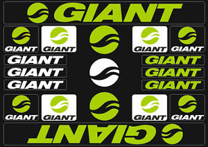 Cannondale Bicycle Frame Decals Stickers Graphic Adhesive Set Vinyl Green