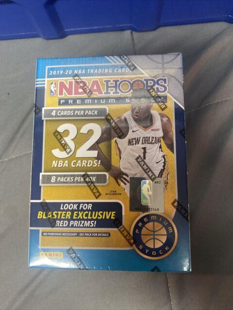 Panini NBA Hoops Premium 2020 Booster Box