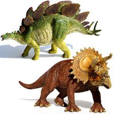 "6.5/"" LARGE STEGOSAURUS Dinosaur Action Figure Model Toy-D5"