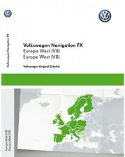 Original VW Volkswagen Navi - Navigationsdaten V8 Navigation Update für RNS 310