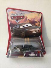 Disney Pixar World of CARS Bob Cutlass #42 14 Back Card