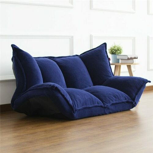 Floor Furniture Reclining Japanese Futon Sofa Bed Modern Folding Adjustable