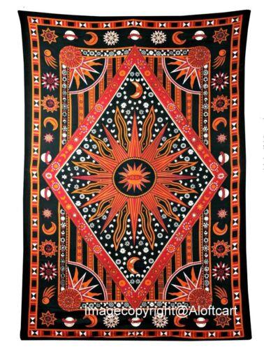 Indian Hippie Mandala Wall Hanging Twin Tapestry Bohemian Bedspread Beach Throw
