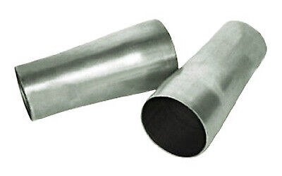 """Stainless Steel Cone Reducers 3/"""" to 2 1//2/"""" MuscleRods"""
