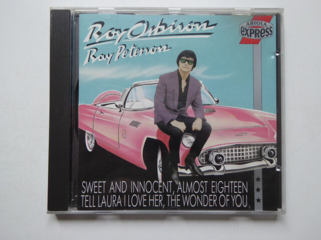 ROY ORBISON / RAY PETERSON * Selftitled * NM (CD)