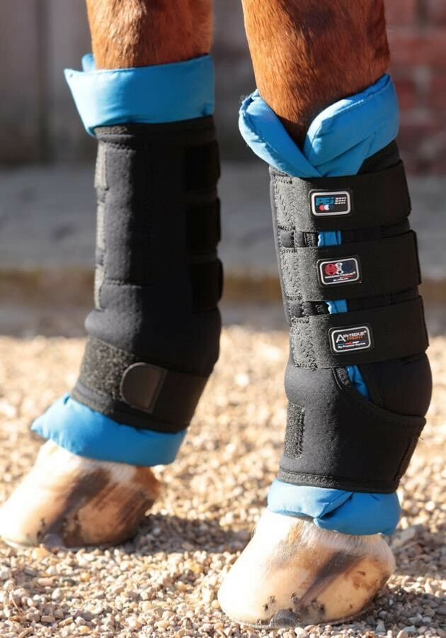 PREMIER EQUINE BI-POLAR MAGNI-TEQUE MAGNETIC  BOOTS WRAPS  up to 60% off