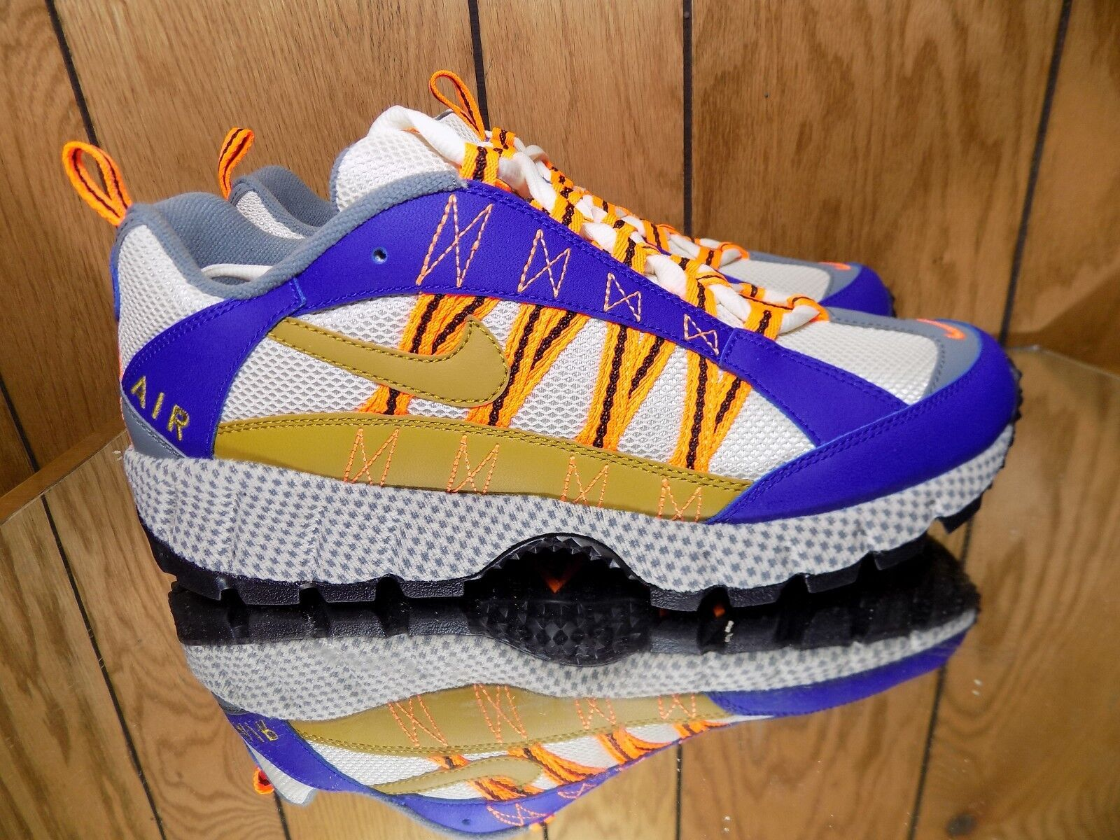 more photos 8fca6 1bbc2 Mens Nike Humara ´17 QS Concord Bronzine (AO3297-400) Size Size Size