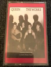Queen The Works & Remastered W/ Bonus Track