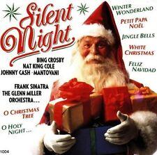 Silent Night Highway Jazzmen, José Feliciano, Nat King Cole.. [CD]