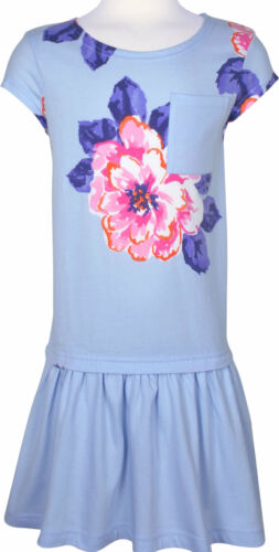 JOULES Jessica Jersey Floral Dress Age 11-12 Free UK P/&P