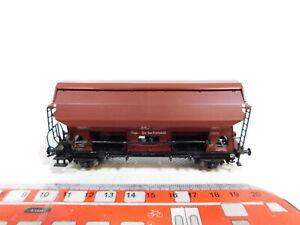 CE923-0-5-Roco-H0-DC-46727-Selbstentladewagen-Hafer-Hottehueh-DB-NEM-sehr-gut
