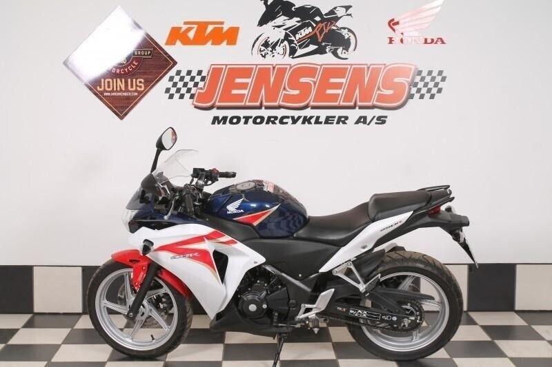 Honda, CBR 250 R, ccm 249